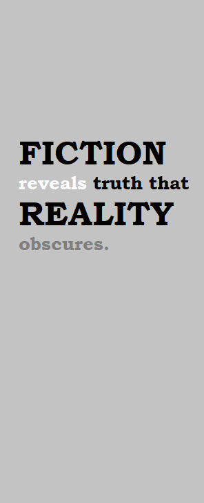 fiction reveals